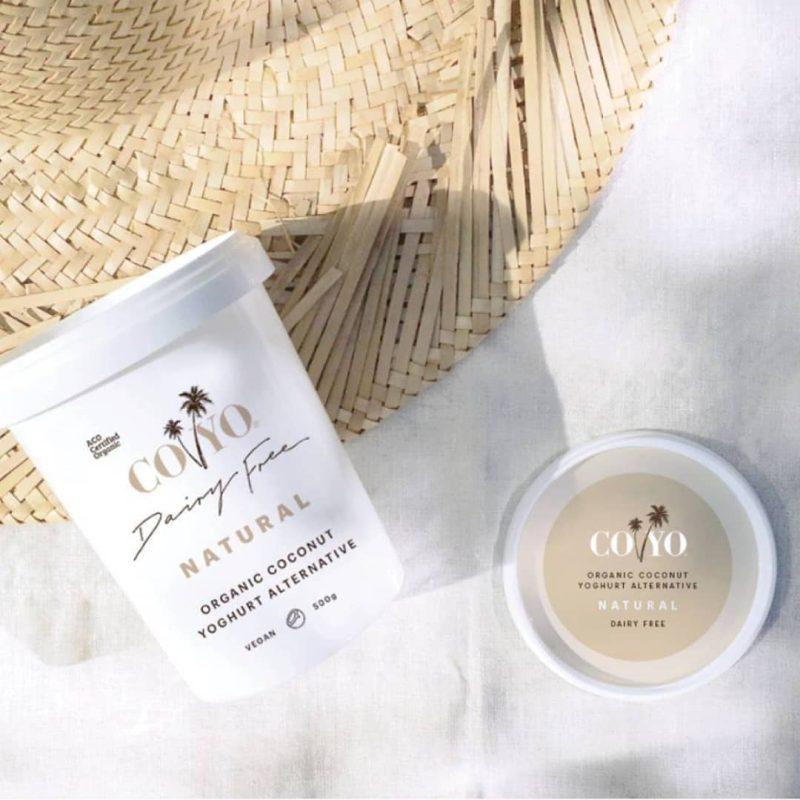 Natural Coconut Yogurt 3 - COYO_US - Certified Paleo, PaleoVegan - Paleo Foundation