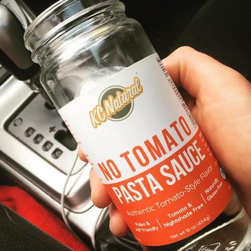 No Tomato Pasta Sauce - KC Natural - Paleo Friendly - Paleo Foundation