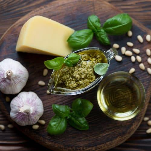 Olivecado Pesto - Kasandrinos - Certified Paleo, PaleoVegan, KETO Certified - Paleo Foundation