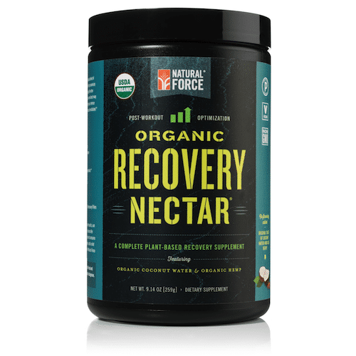 Organic Recovery Nectar Drink Mix - Natural Force - Certified Paleo - Paleo Foundation