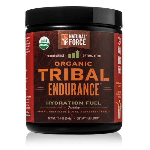 Organic Tribal Endurance Drink Mix - Natural Force - Certified Paleo - Paleo Foundation