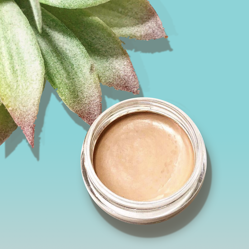 Organic makeup araza beauty