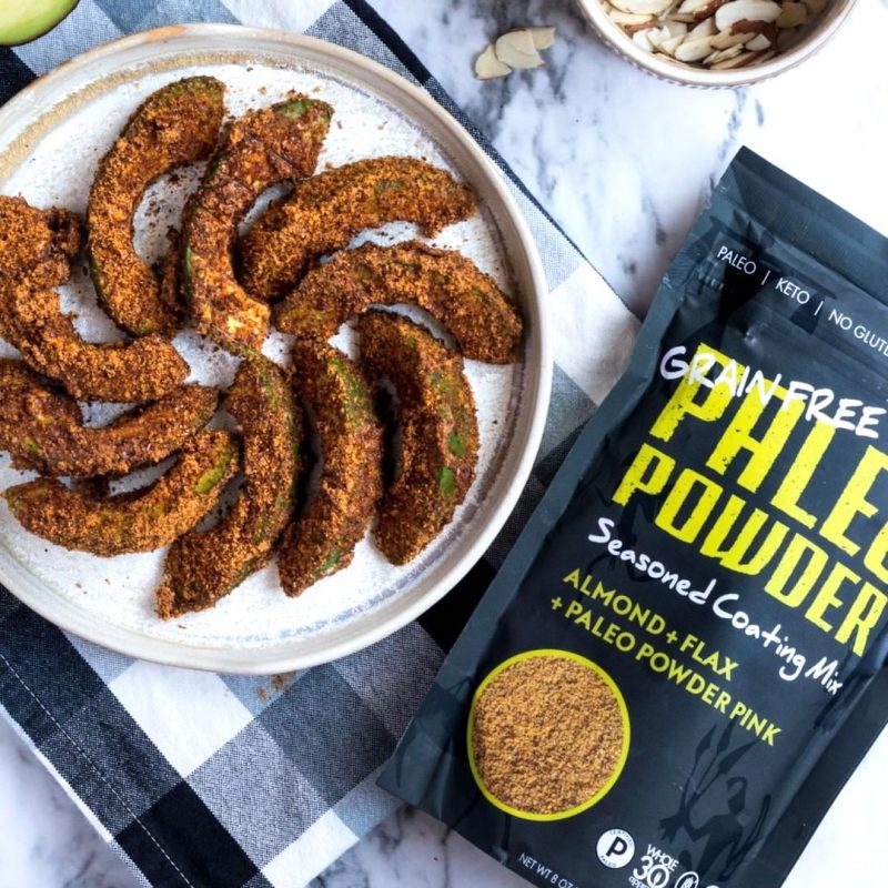 Paleo Avocado Fries - Paleo Powder Seasonings - Certified Paleo - Paleo Foundation