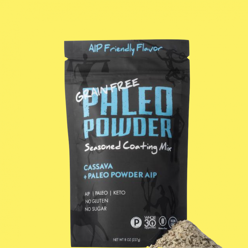 Paleo Powder AIP Coating Mix - Paleo Powder Seasonings - Certified Paleo - Paleo Foundation