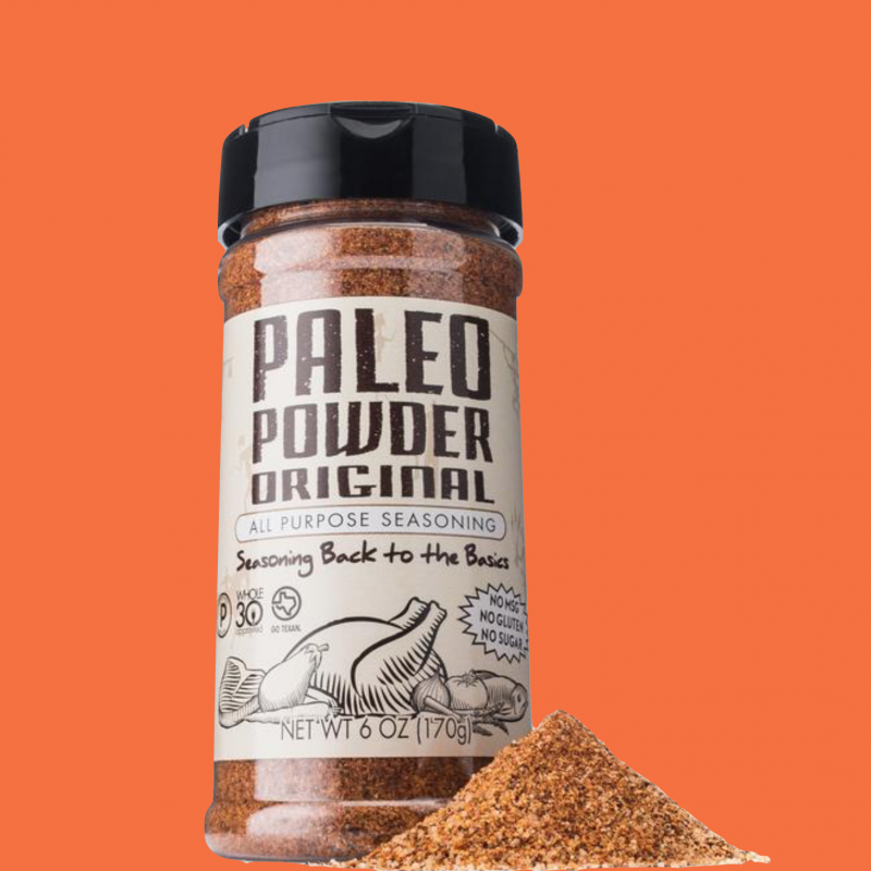 Paleo Powder Original All Purpose Seasoning - Paleo Powder Seasonings - Certified Paleo - Paleo Foundation