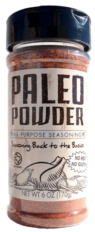 Original Seasoning - At Paleo Powder Seasonings, we exist to provide the everyday home cook flavorful, one-stop, healthy seasoning blends. All of our products are Certified Paleo, Whole30 Approved and GO TEXAN. #paleo #certifiedpaleo #aipfriendly