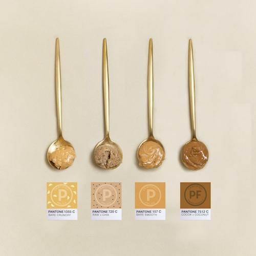Pantone Spoons - Barney Butter - Certified Paleo, Paleo Vegan - Paleo Foundation