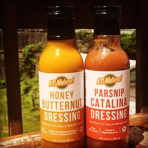Parsnip Catalina & Honey Butternut Dressing - KC Natural - Paleo Friendly - Paleo Foundation