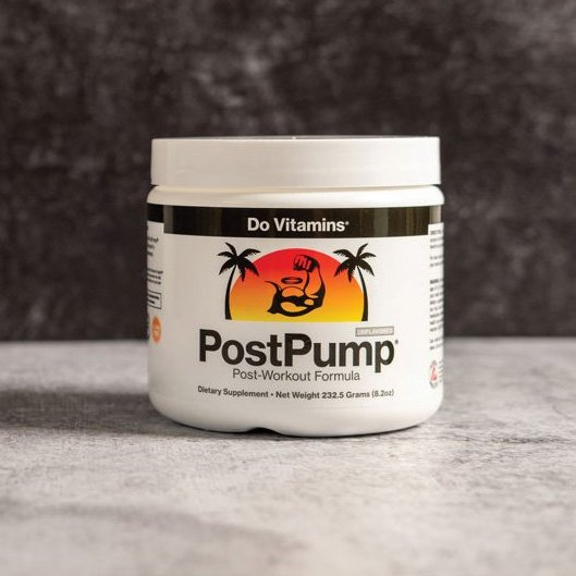 PostPump 1 - Certified Paleo Friendly, KETO Certified, Paleo Vegan by the Paleo Foundation