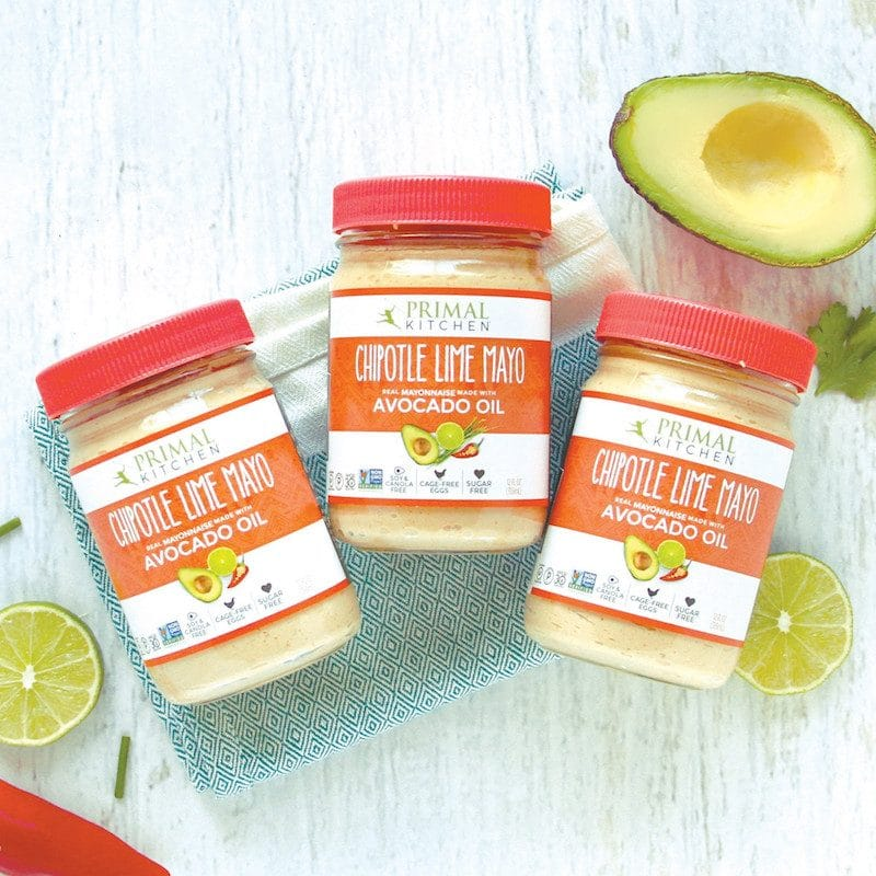 Primal kitchen certified paleo mayo dressings nutrition bars and more primal kitchen avocado mayo awesome chipotle lime mayo primal blueprint malvernweather