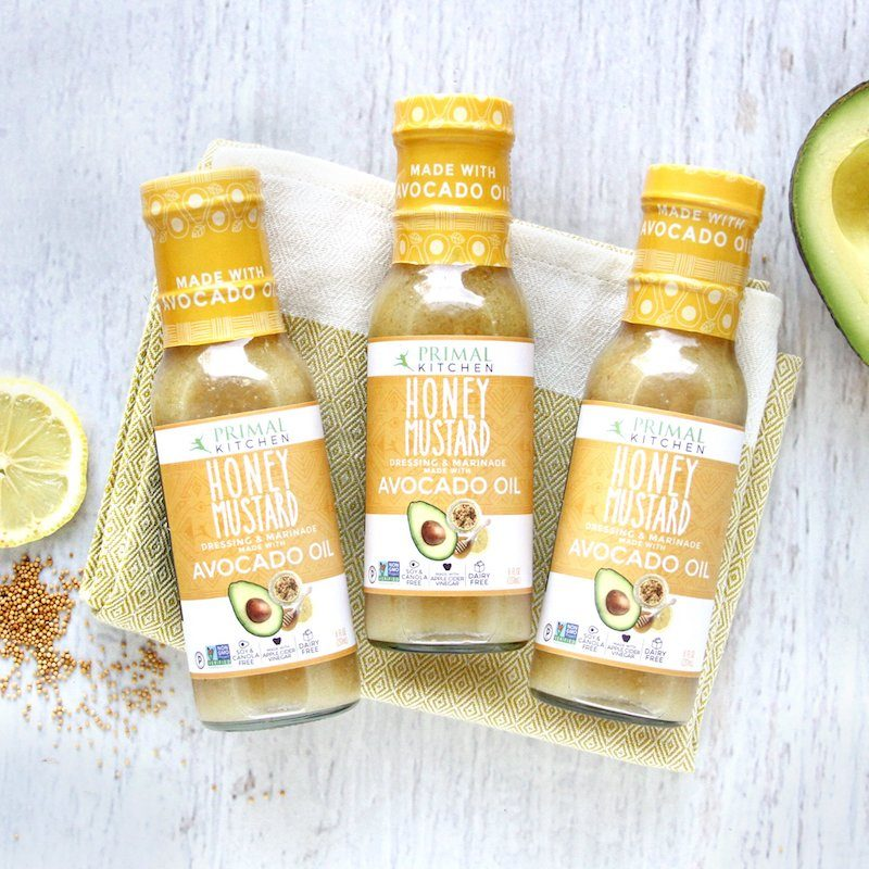 Primal Kitchen Certified Paleo Honey Mustard Marinade