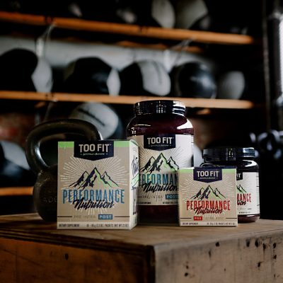 Too Fit Performance Nutrition - Paleo Friendly - Paleo Foundation