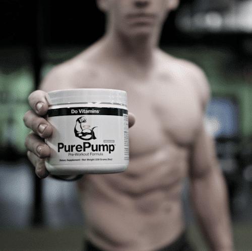 PurePump - Do Vitamins - Paleo Friendly, PaleoVegan, KETO Certified - Paleo Foundation