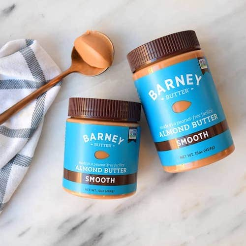 Smooth Almond Butter - Barney Butter - Certified Paleo, Paleo Vegan - Paleo Foundation