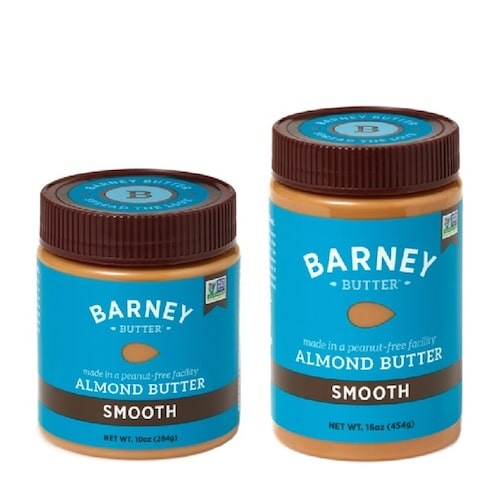 Smooth Almond Butter - Barney Butter - Paleo Friendly, Paleo Vegan - Paleo Foundation