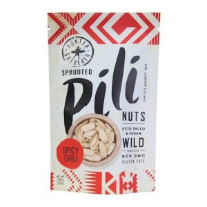 Spicy Chili Single - Pili Hunters - Certified Paleo, KETO Certified, PaleoVegan - Paleo Foundation