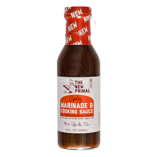 Spicy Marinade - The New Primal - Certified Paleo - Paleo Foundation