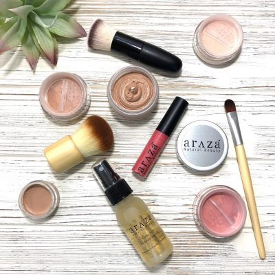 Spring Essentials - Araza Beauty - Certified Paleo - Paleo Foundation