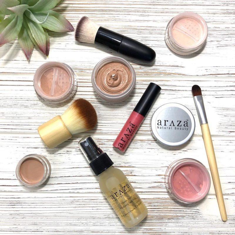 Spring Essentials - Araza Beauty - Certified Paleo - Paleo Foundation