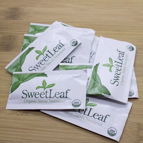 Sweetleaf Packets - Sweetleaf - Certified Paleo, Paleo Vegan - Paleo Foundation