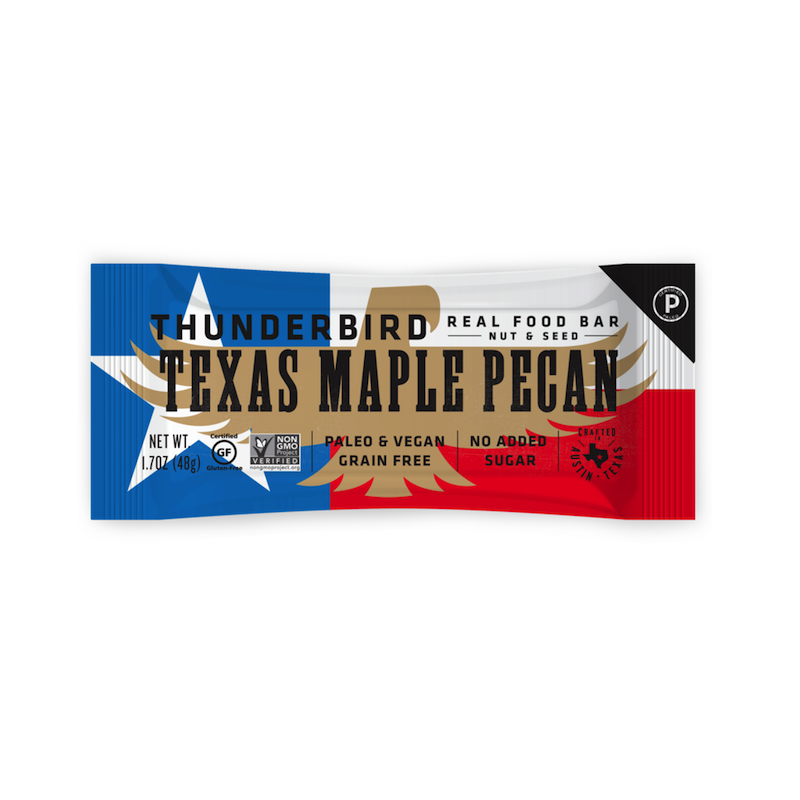 Texas Maple Pecan - Thunderbird - Certified Paleo by the Paleo Foundation