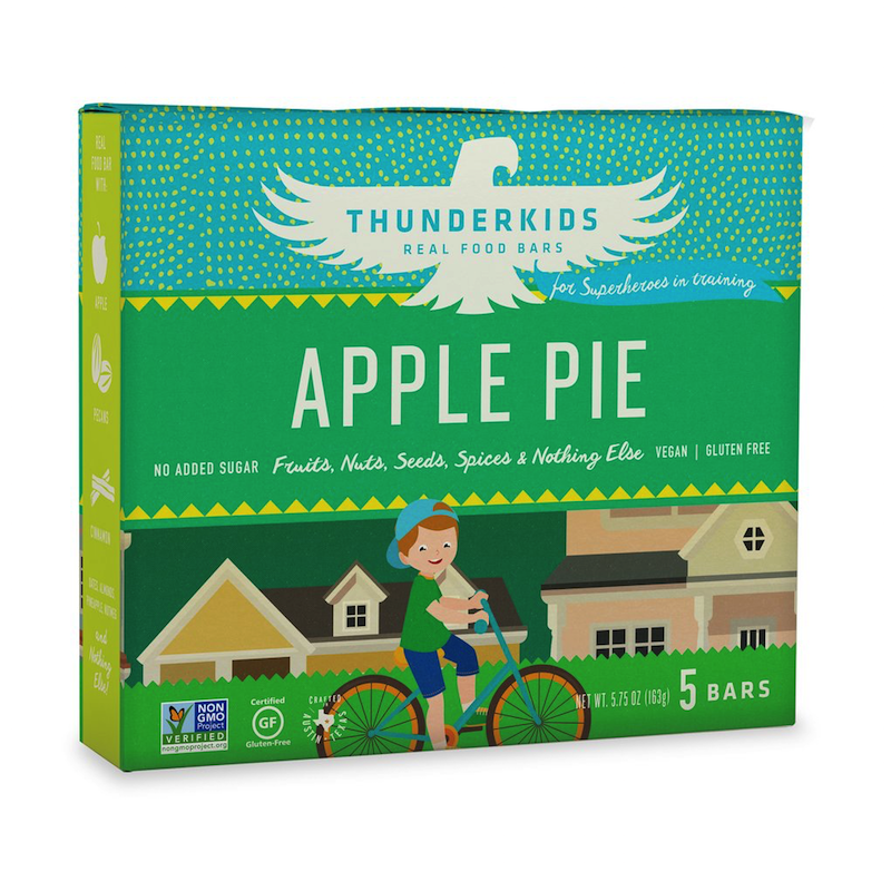 Thunderkids Apple Pie - Thunderbird - Certified Paleo by the Paleo Foundation