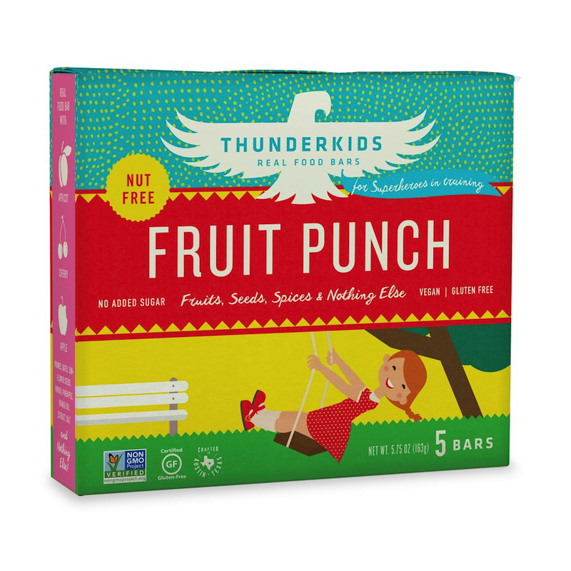 Thunderkids Fruit Punch - Thunderbird - Certified Paleo by the Paleo Foundation