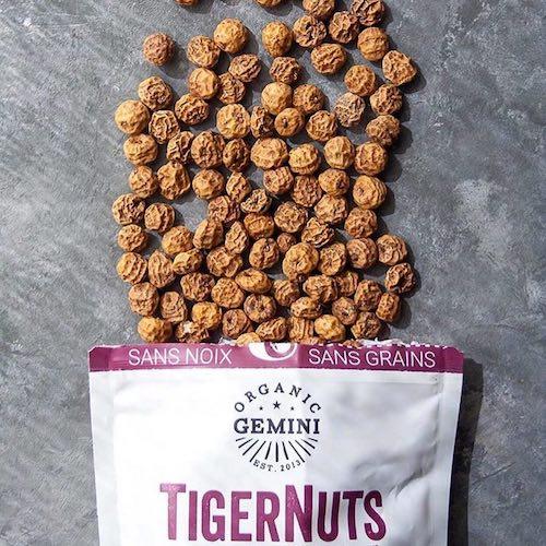 Tigernuts Whole - Organic Gemini - Certified Paleo, PaleoVegan - Paleo Foundation