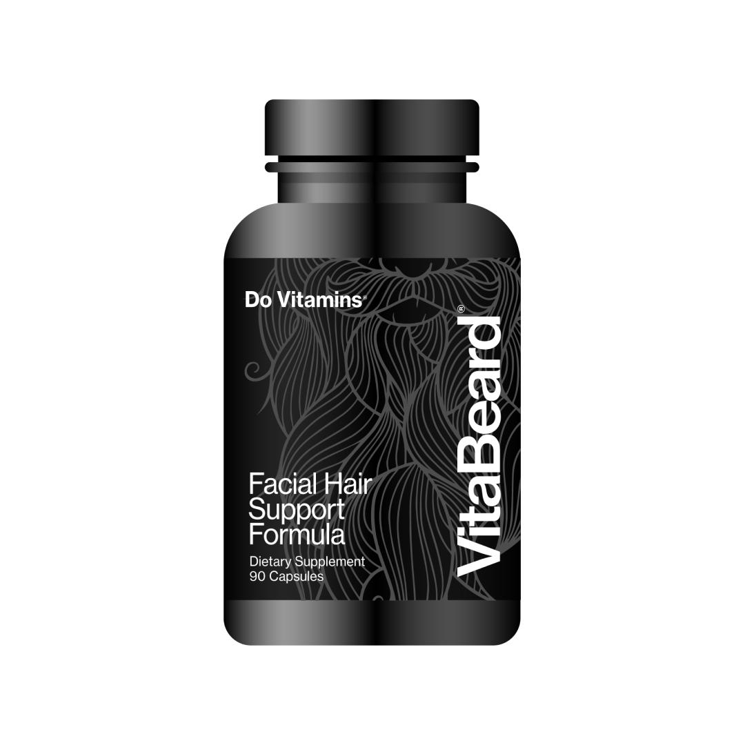 VitaBeard - Do Vitamins - Certified Paleo, Keto Certified, Paleo Friendly, PaleoVegan by the Paleo Foundation