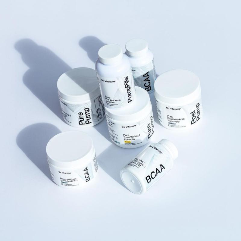 Vitamin Lineup - Do Vitamins - Certified Paleo, Keto Certified, Paleo Friendly, PaleoVegan by the Paleo Foundation