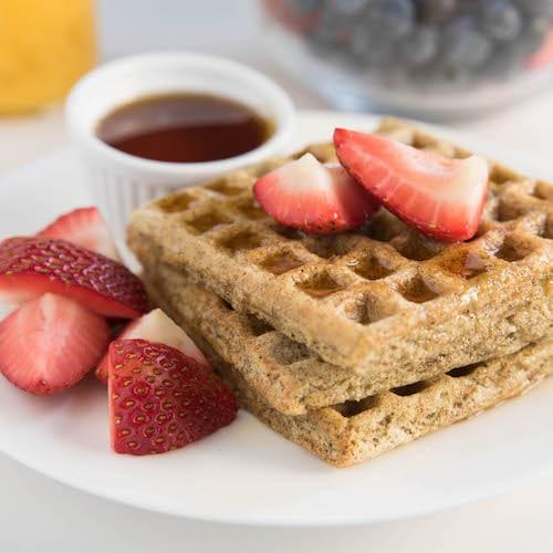 Waffles by Kitchfix 3 - Certified Paleo - Paleo Foundation