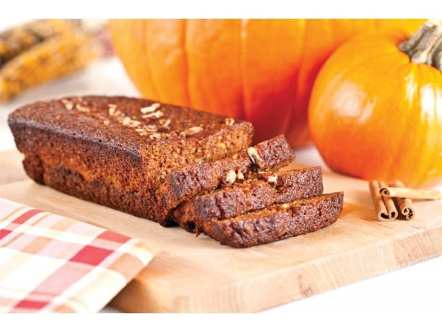 Paleo Pumpkin Bread - At Base Culture, we love giving you ways to make your life a little bit easier — including bringing you paleo, gluten-free, grain-free, dairy-free, and soy-free eaters a delicious food you can enjoy. #certifiedpaleo #paleo