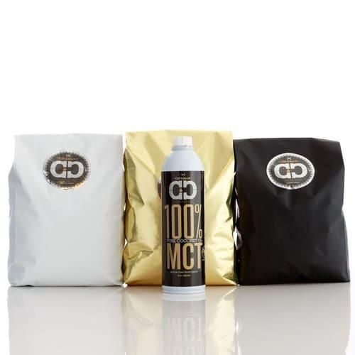 caveman coffee co single origin rainforest alliance certified bundle