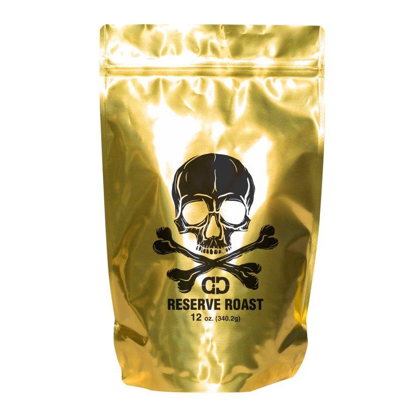 caveman coffee co single origin rainforest alliance certified white gold