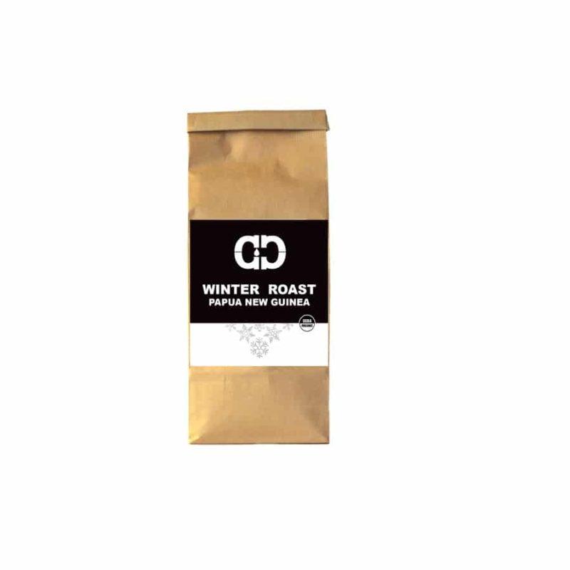 caveman coffee co single origin rainforest alliance certified winter roast