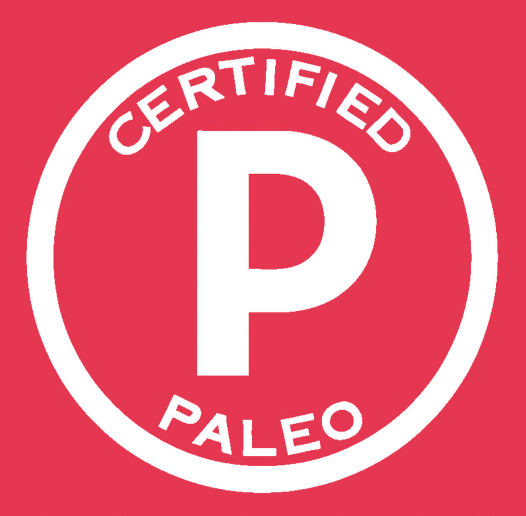Paleo Certification from the Paleo Foundation