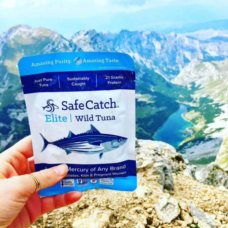 Elite Wild Tuna Pouch - Here at Safe Catch, we believe that purity matters. Purity in our oceans, lakes, and rivers, and purity in our food supply, the way nature designed it. We believe that pure foods should be attainable to everybody, from all walks of life, which is why we make tuna without fillers or additives. Our tuna is non-GMO verified and BPA-Free: Just pure tuna. #certifiedpaleo #aipfriendly #keto #paleoapproved #whole30
