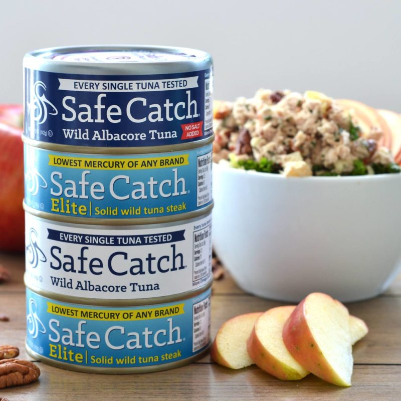 Here at Safe Catch, we believe that purity matters. Purity in our oceans, lakes, and rivers, and purity in our food supply, the way nature designed it. We believe that pure foods should be attainable to everybody, from all walks of life, which is why we make tuna without fillers or additives. Our tuna is non-GMO verified and BPA-Free: Just pure tuna. #certifiedpaleo #aipfriendly #keto #paleoapproved #whole30