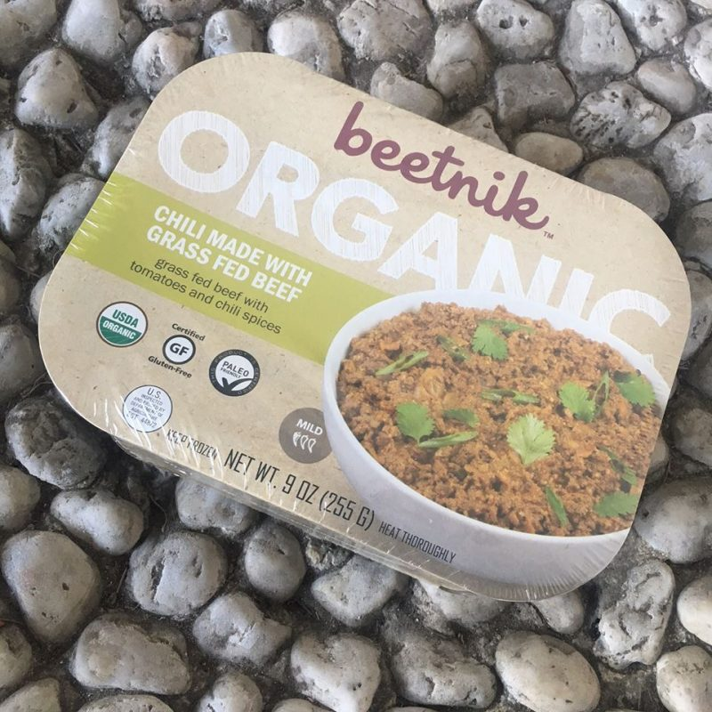 Organic Grass Fed Chili - Beetnik Foods is quintessentially quirky— we work with companies and individuals who care about food and the planet because our customers care about what they eat and how it's produced— because they're Beetniks— and we appreciate that. Our foods never contain MSG, high fructose corn syrup, artificial colors and flavorings, hormones, or antibiotics. #paleo #certifiedpaleo