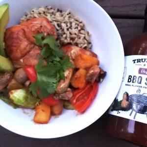 BBQ Pineapple Chicken - True Made Foods - Certified Paleo, Paleo Vegan - Paleo Foundation