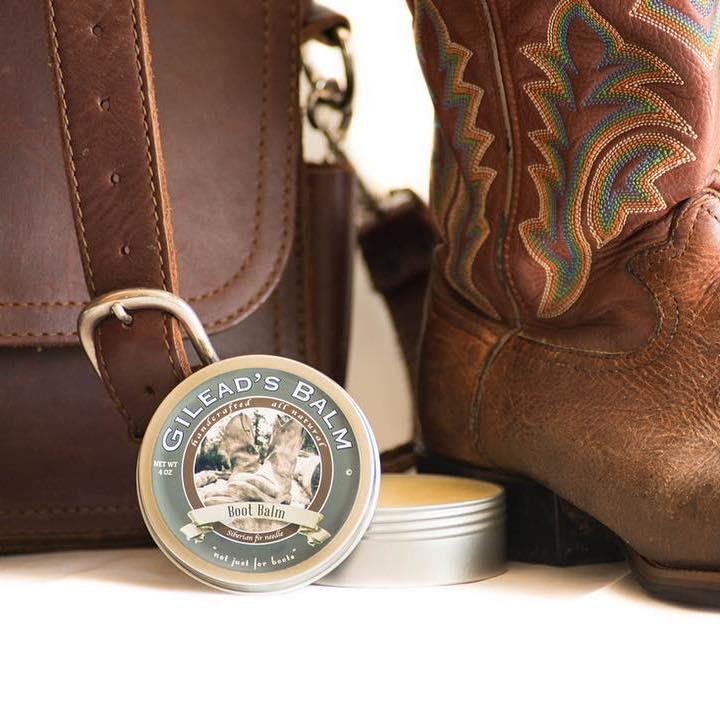 Boot Balm - Balm of Gilead - Certified Paleo - Paleo Foundation