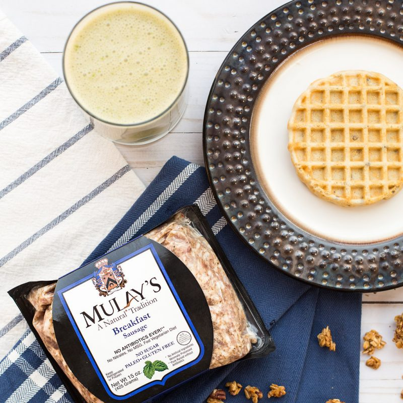 Breakfast Sausage - Mulay's - Certified Paleo by the Paleo Foundation