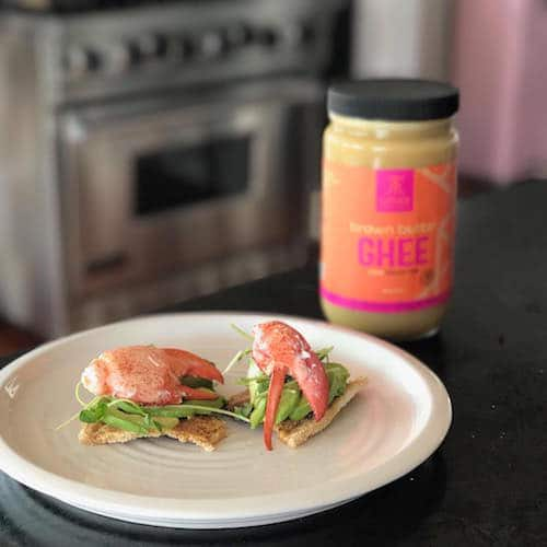 Brown Butter Ghee + Lobster - Gather Superfoods - Certified Paleo, Keto Certified - Paleo Foundation