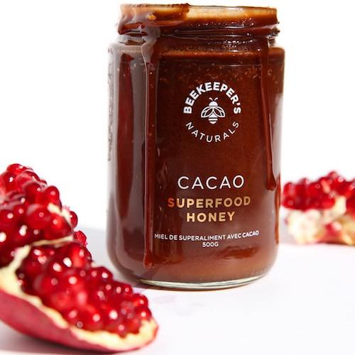 Cacao Honey 2 - Beekeeper's Naturals - Certified Paleo - Paleo Foundation - Paleo Diet