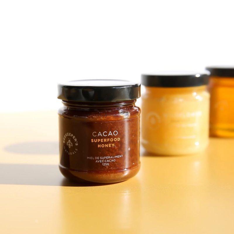 Cacao Honey - Beekeeper's Naturals - Certified Paleo - Paleo Foundation - Paleo Diet
