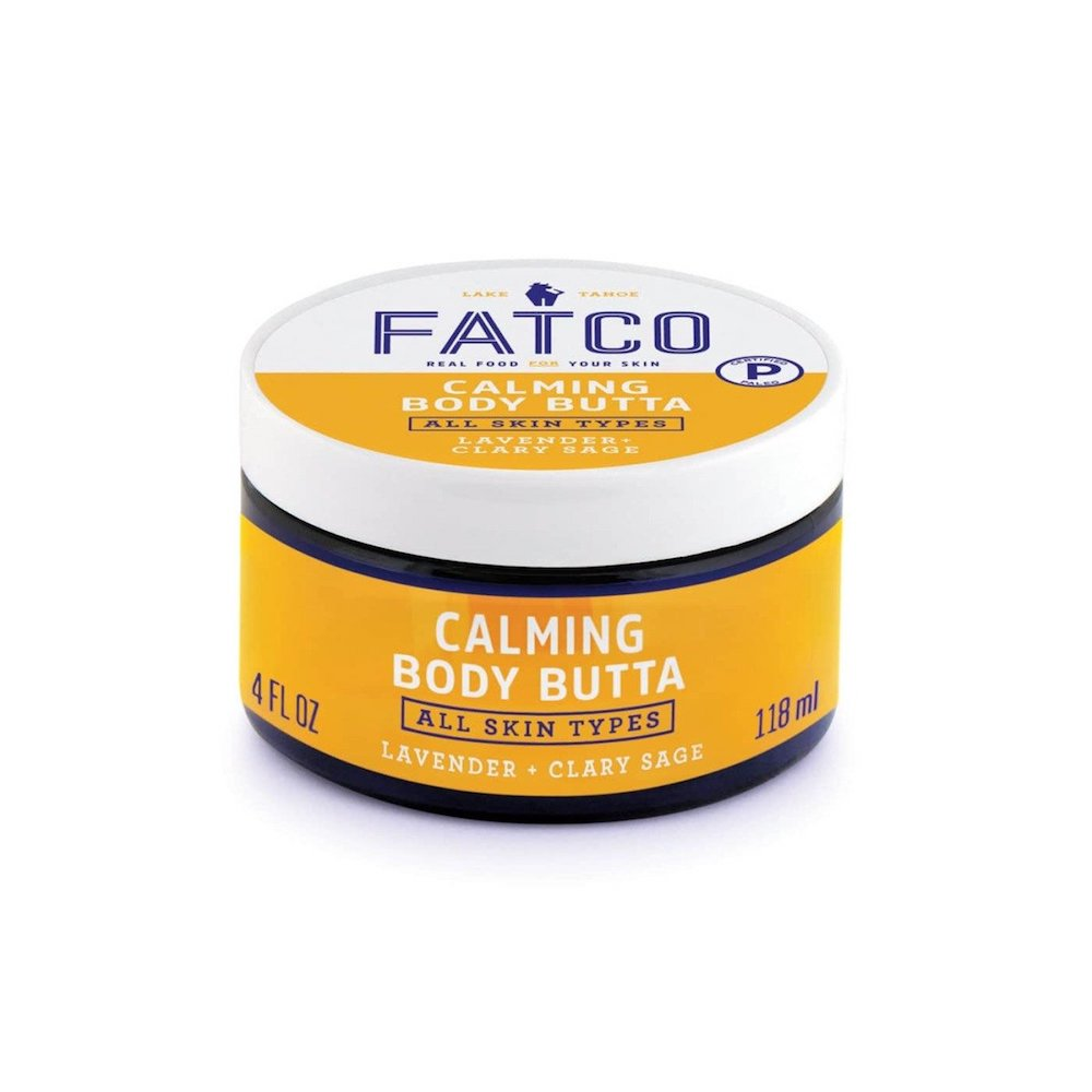 Calming Body Butta - FATCO - Certified Paleo by the Paleo Foundation