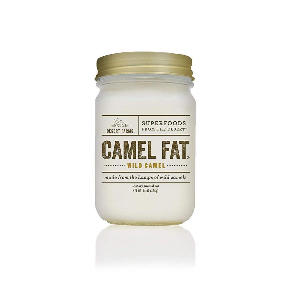 Camel Fat - Desert Farms - Certified Paleo, Keto Certified by the Paleo Foundation
