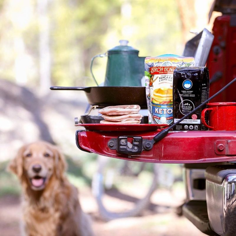 Camping & Keto Pancake and Waffles Mix - Birch Benders - Keto Certified by the Paleo Foundation