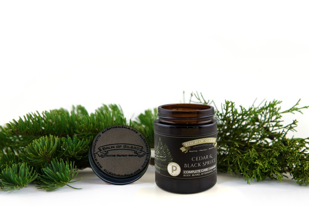 Cedar & Black Spruce Cream