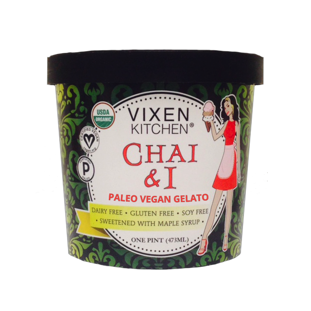ChaiI & I - Vixen Kitchen - Certified Paleo, PaleoVegan - Paleo Foundation